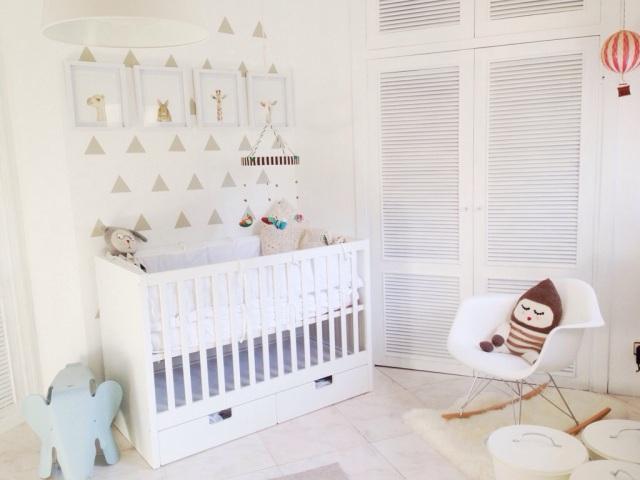 Juan's neutral nursery